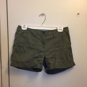 Loft outlet Cargo Shorts